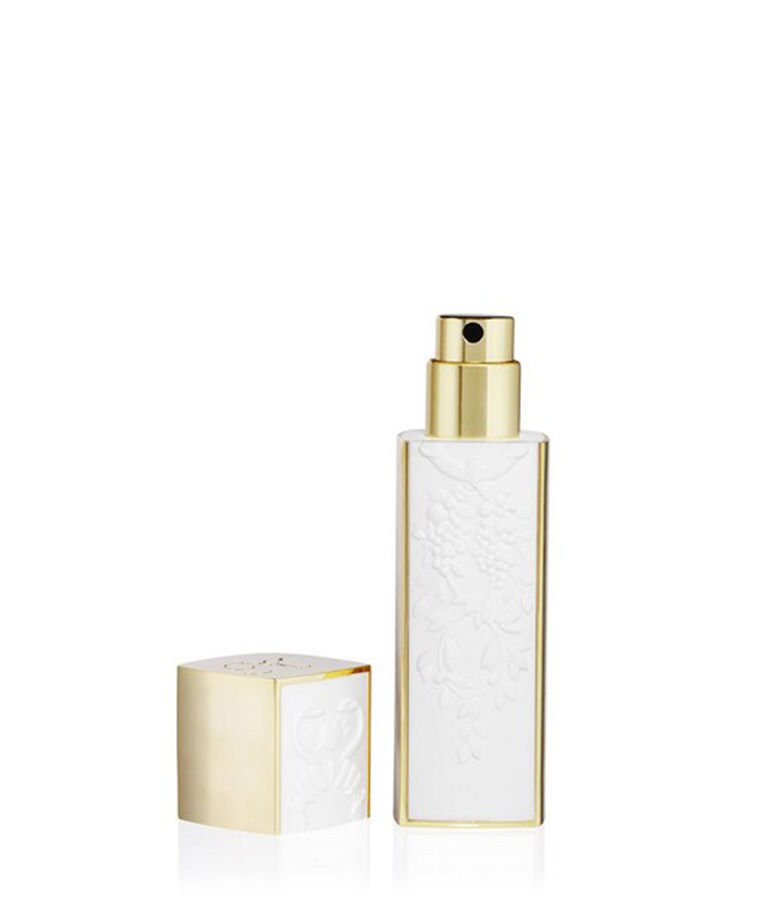 Gold & White travel spray