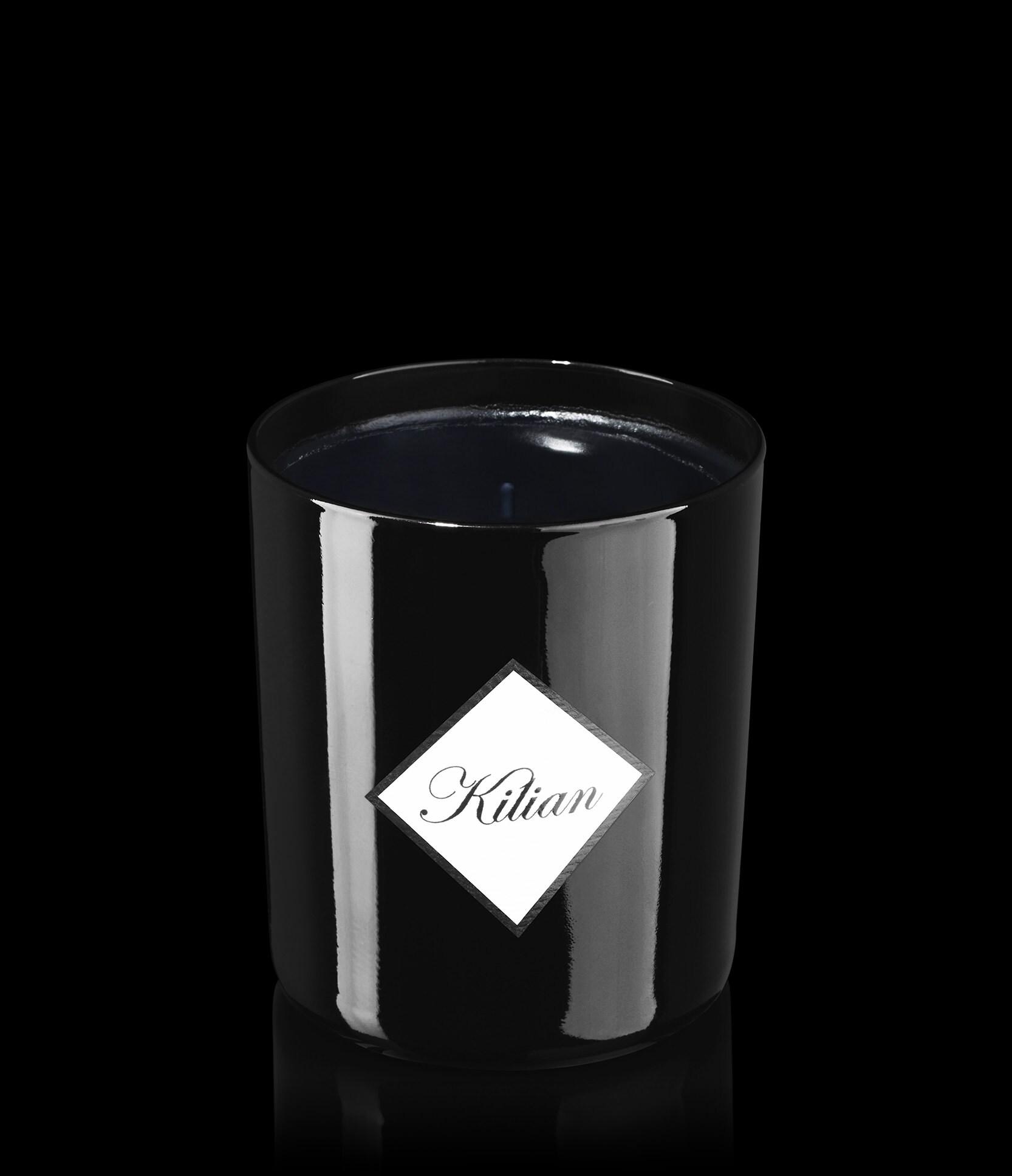 noir ottoman candles kilian. Black Bedroom Furniture Sets. Home Design Ideas